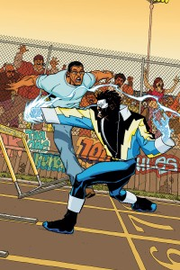 Black Lightning: Year One #5