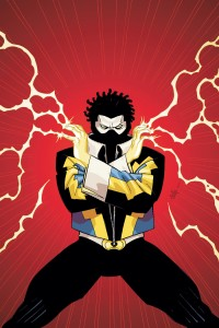 Black Lightning Year One: Trade Paperback