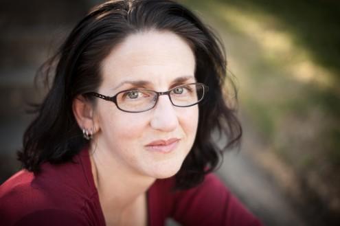 Photograph of Jen Van Meter