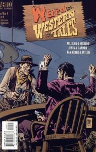 Weird Western Tales #4